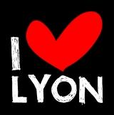 I Love Lyon logo